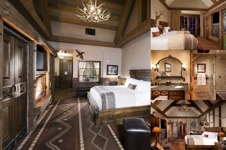 Big Cypress Lodge photo collage