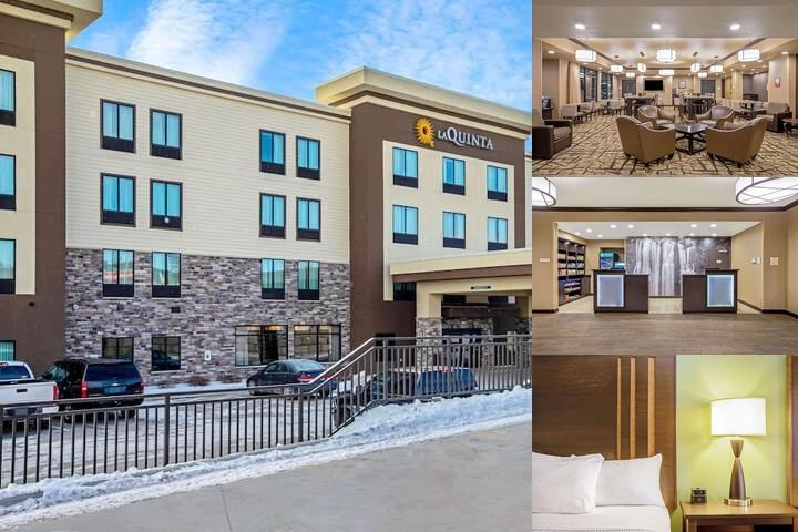 La Quinta Inn & Suites Gillette photo collage