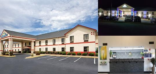 Days Inn Greenville / Mauldin photo collage