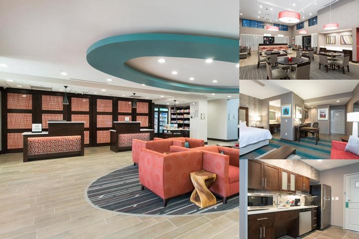 Homewood Suites by Hilton Cleveland / Sheffield photo collage