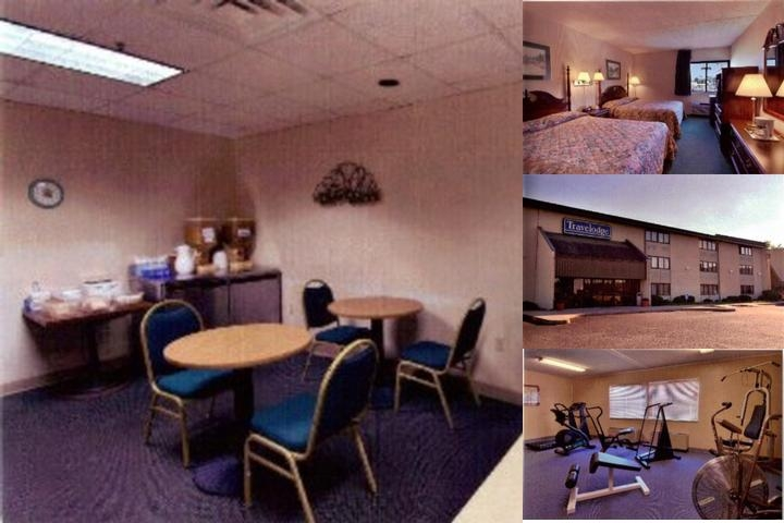 Dunbar Plaza Hotel photo collage