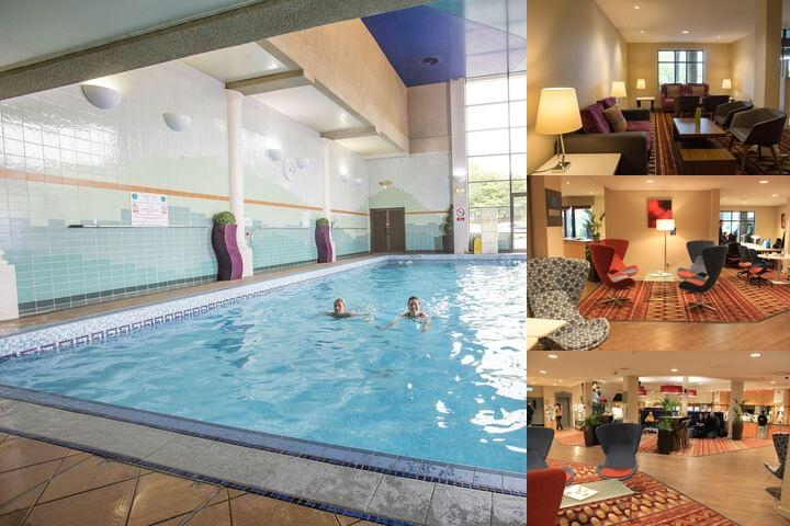 Cedar Court Hotel photo collage