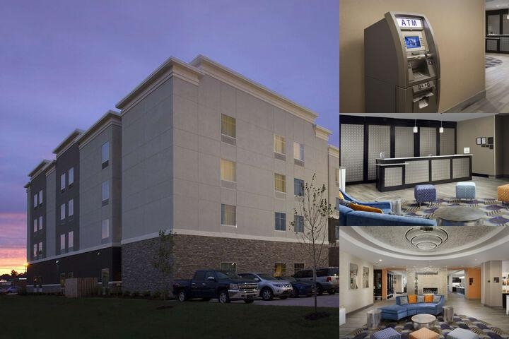 Homewood Suites by Hilton Metairie New Orleans photo collage
