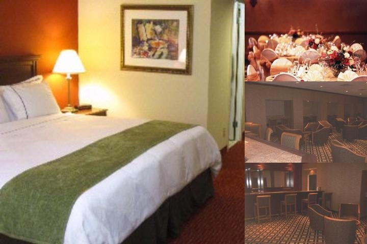 Lexington Hotel Indianpolis photo collage