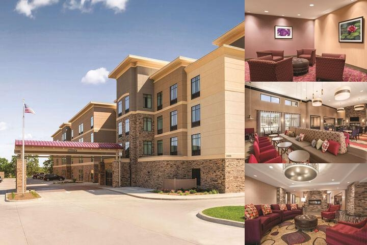 Homewood Suites by Hilton Ankeny photo collage