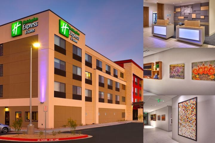 Holiday Inn Express & Suites Phoenix West Buckeye photo collage