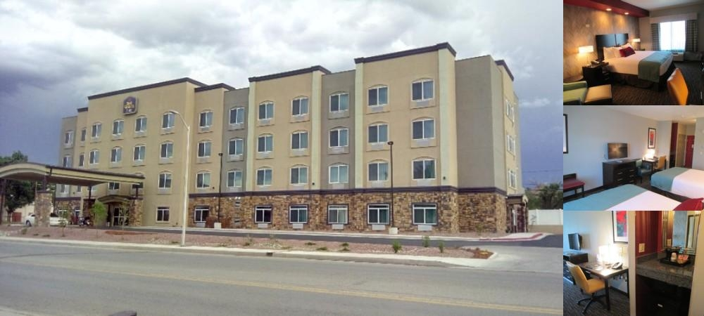 Best Western Plus Gallup Inn & Suites photo collage