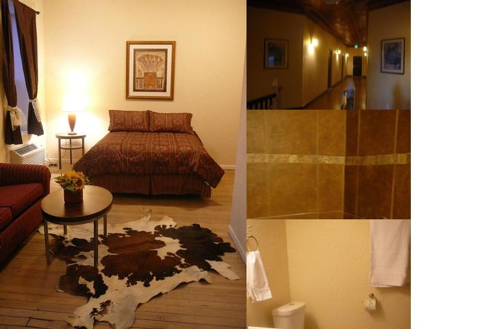 Holly Inn Suites photo collage