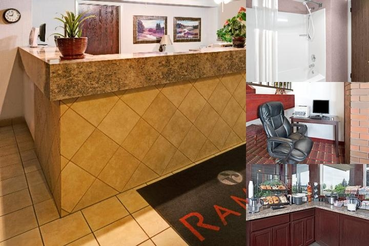 Ramada Spokane Valley photo collage