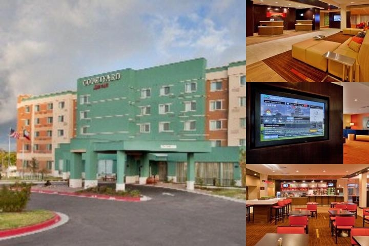 Courtyard by Marriott Austin North photo collage