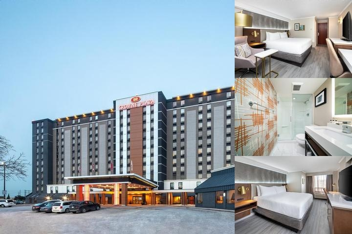 Crowne Plaza Toronto Airport photo collage