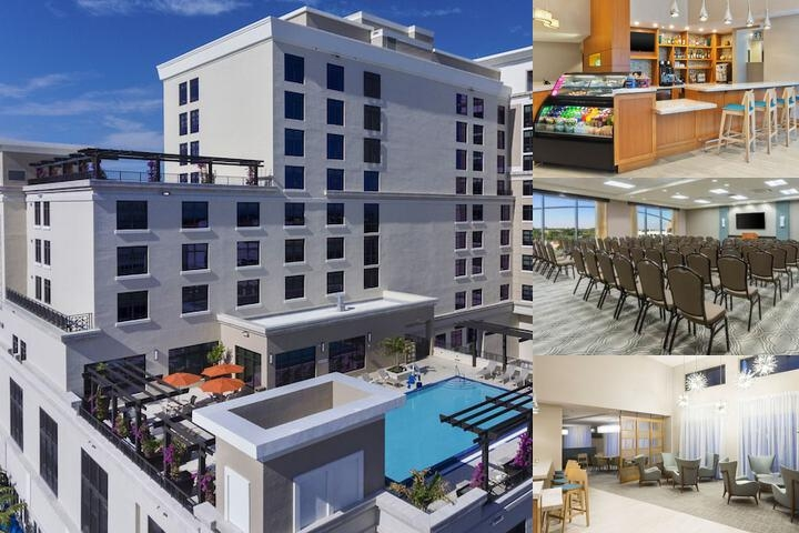 Hyatt Place Boca Raton photo collage