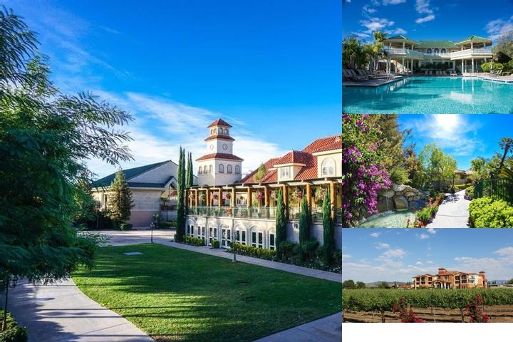South Coast Winery Resort & Spa photo collage