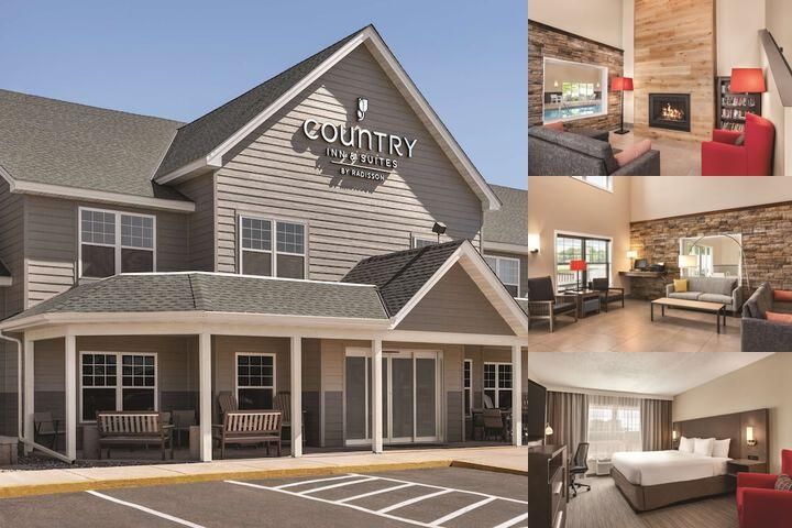 Country Inn photo collage