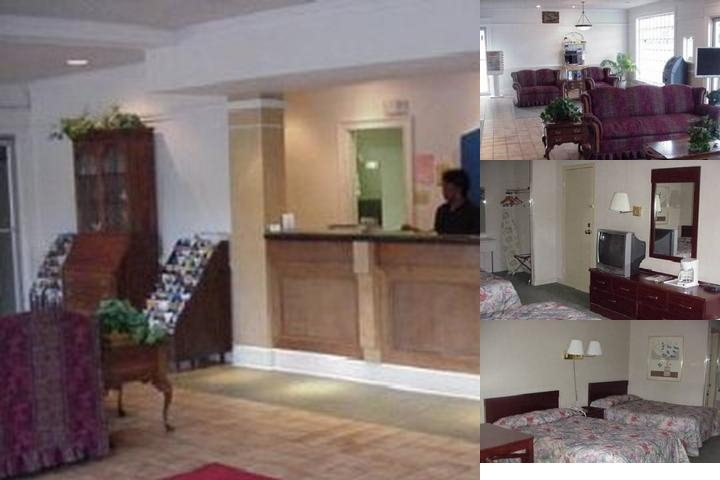 Americas Best Value Inn Richmond South photo collage