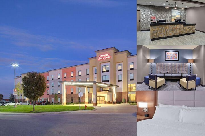 Hampton Inn & Suites Columbus Scioto Downs photo collage