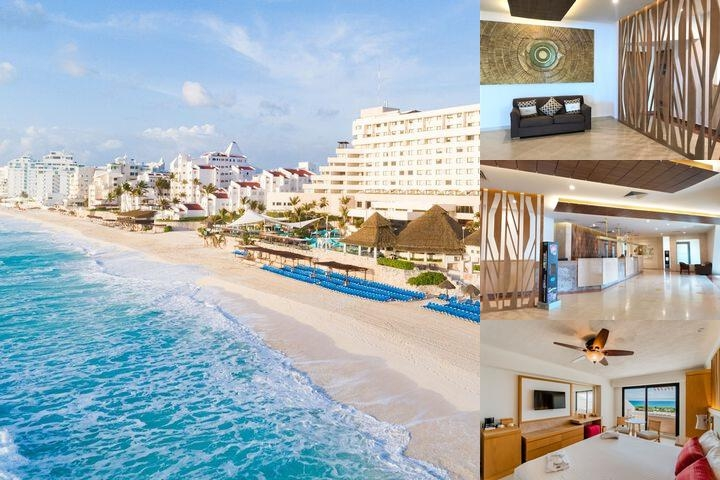 Royal Solaris Cancun Resort Marina & Spa All Inclusive photo collage