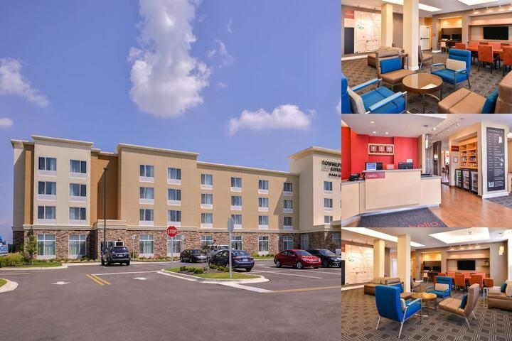 Towneplace Suites Huntsville West / Redstone Gatew photo collage