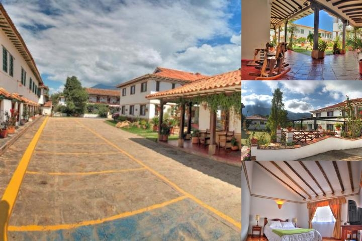 Hotel Santa Viviana Villa De Leyva photo collage
