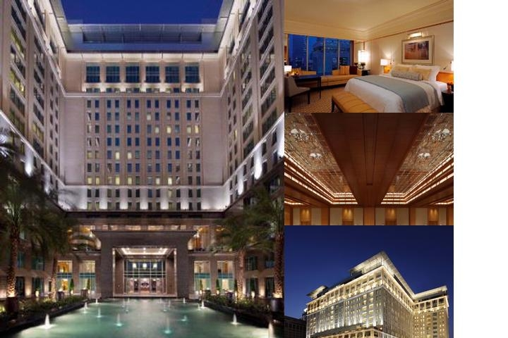 The Ritz Carlton Difc photo collage