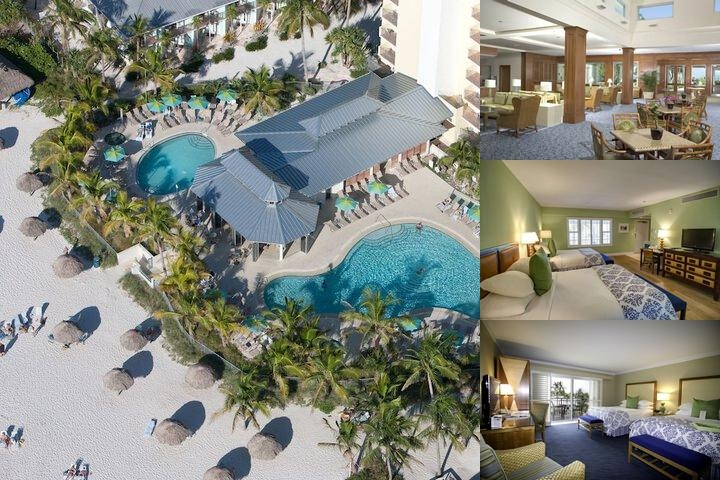 The Naples Beach Hotel & Golf Club photo collage