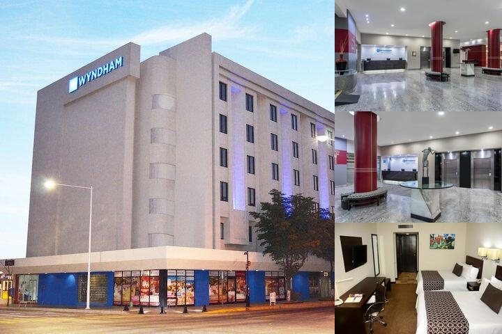 Wyndham Executivo Culiacan photo collage