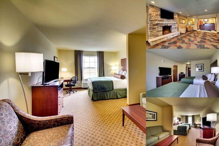 Cobblestone Hotel Suites Photo Collage
