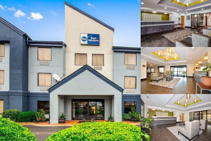 Best Western Commerce Inn photo collage
