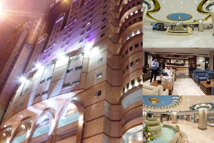 Infinity Hotel Makkah photo collage