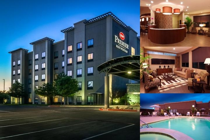 Best Western Premier Bryan College Station photo collage