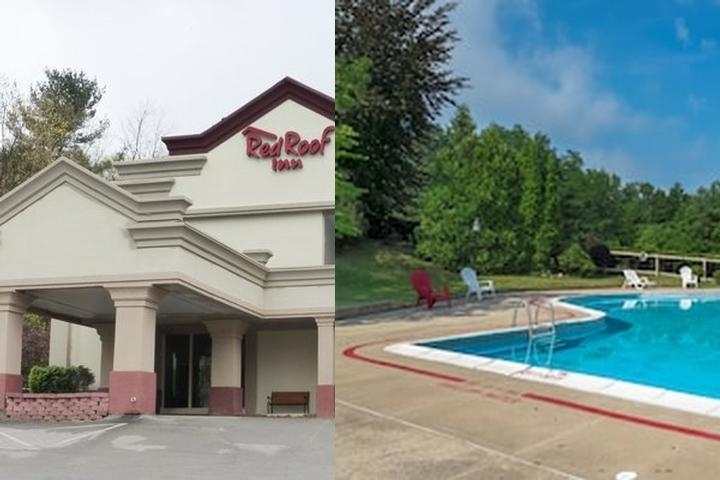 Red Roof Inn Williamsport photo collage