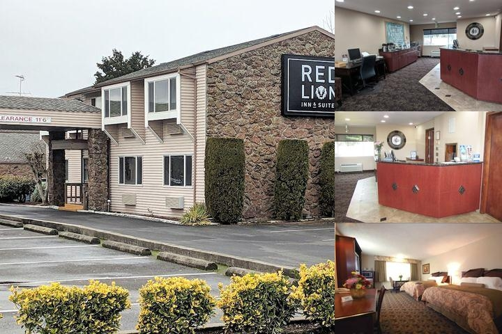 Red Lion Inn & Suites Vancouver photo collage