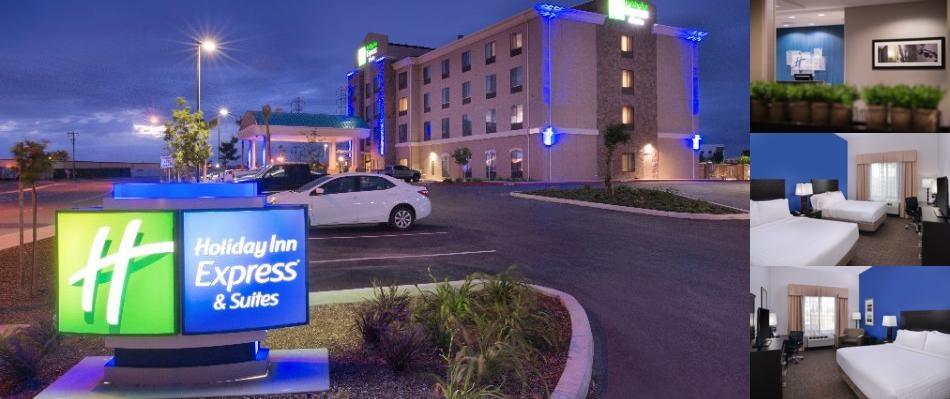 Holiday Inn Express Bakersfield North Airport photo collage
