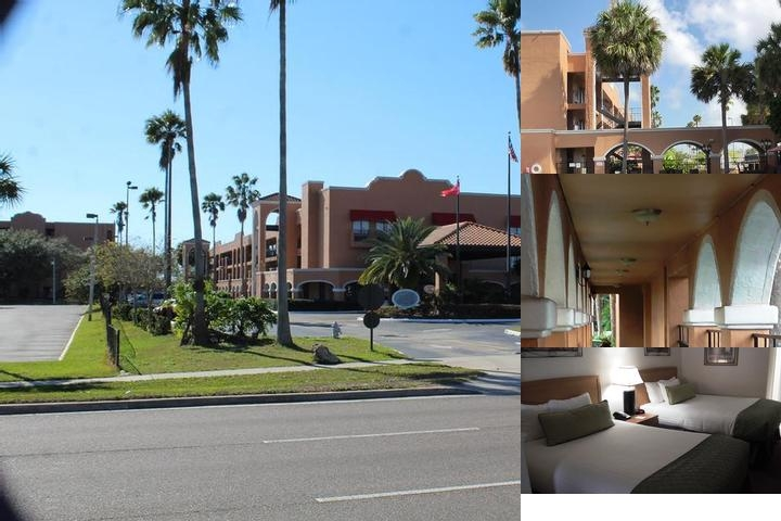 Best Western Hotel & Suites Disney photo collage