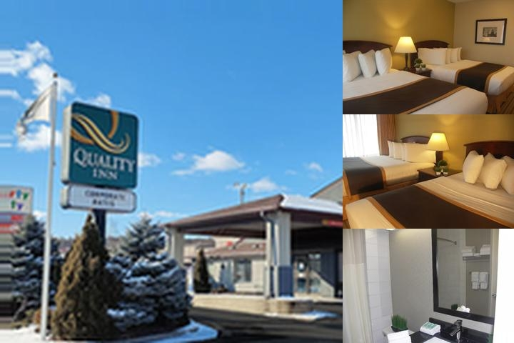 Quality Inn Peterborough photo collage