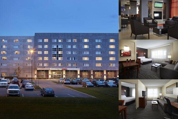 Marriott Residence Inn Montreal Airport photo collage