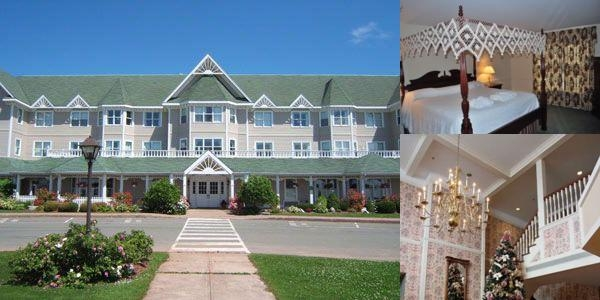 Loyalist Lakeview Resort photo collage