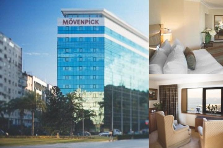 Mövenpick Hotel İzmir photo collage