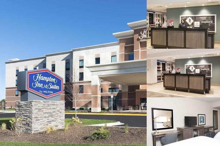 Hampton Inn & Suites by Hilton Chicago Schaumburg photo collage