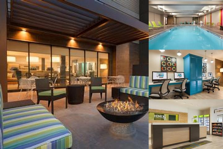 Home2 Suites by Hilton Salt Lake City East photo collage