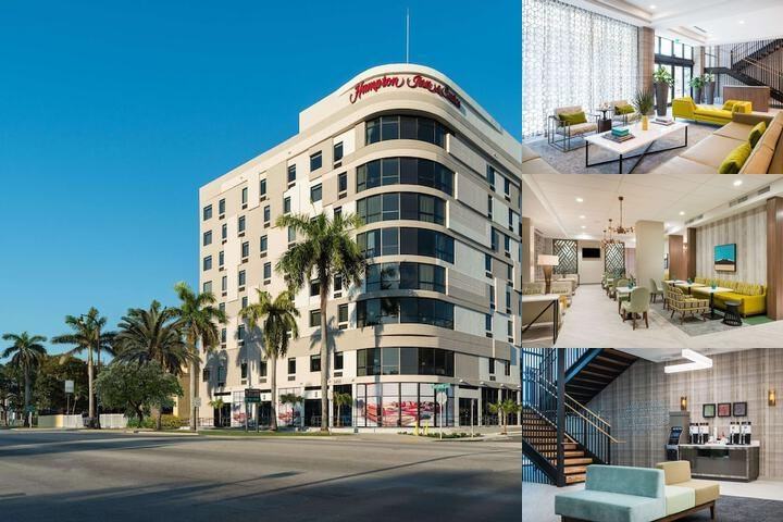 Hampton Inn & Suites Miami Midtown photo collage