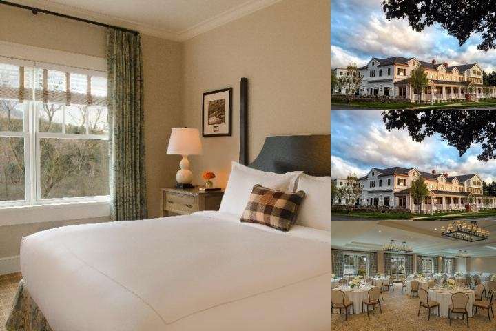 Taconic a Kimpton Hotel photo collage