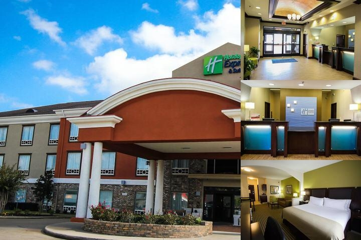 Holiday Inn Express Hotel & Suites Nacogdoches photo collage