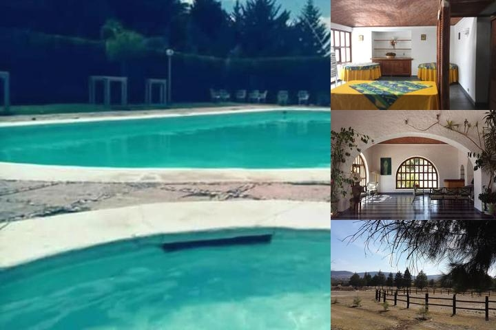 Rancho Hotel Sakkarah photo collage