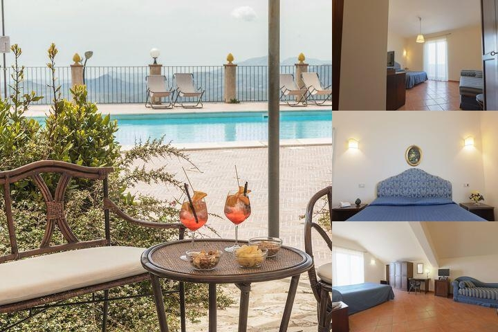 Pigna D'oro Country Hotel photo collage