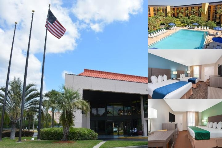 Baymont Inn & Suites Orlando Universal Blvd. photo collage