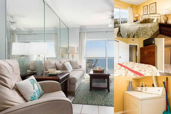 Tidewater by Wyndham Vacation Rentals photo collage