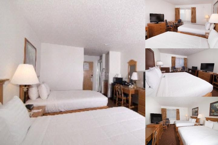 San Francisco Airport Hotel photo collage