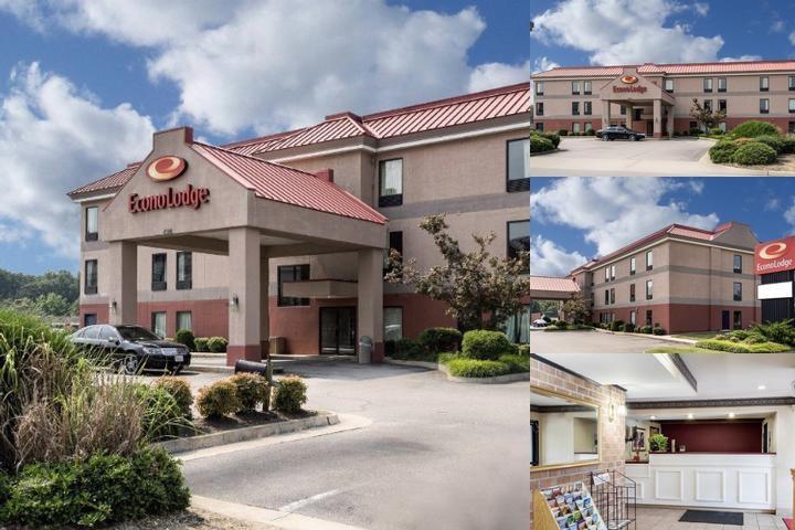 Econo Lodge Photo Collage