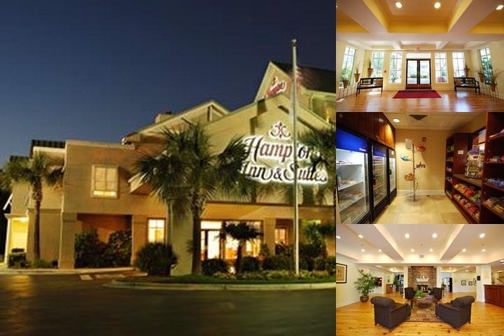 Hampton Inn & Suites Charleston / West Ashley photo collage